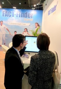 Semantic Travel Search FACT-Finder WTM London