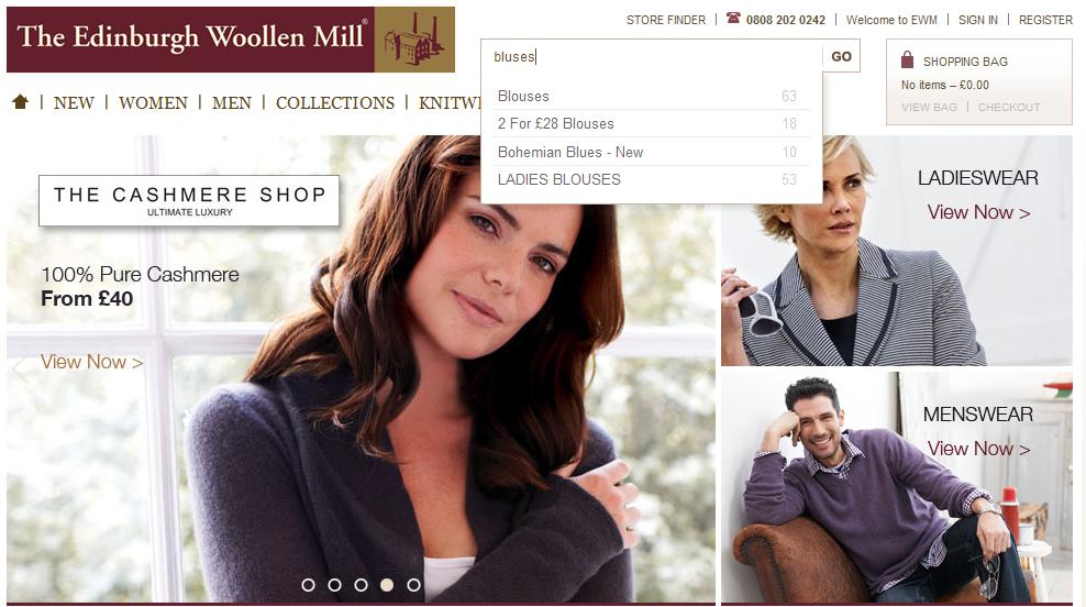 Edinburgh Woollen Mill acquires Peacocks | FACT Finder Blog