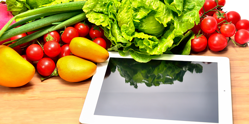 Online grocery: A market with huge potential  # I – FACT