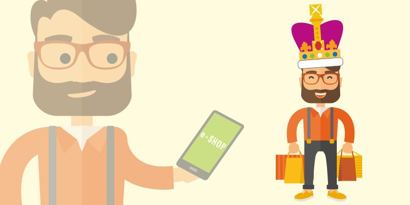 Personalisation commerce