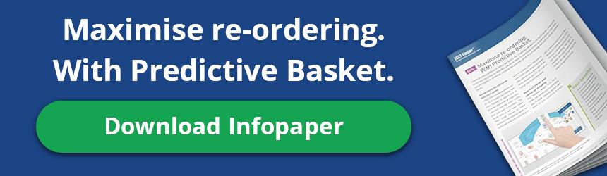 Infopaper Predictive Basket