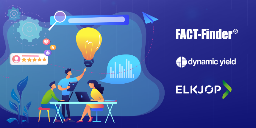 Elkjop Case Study with FACT-Finder